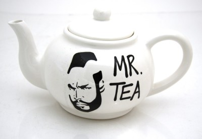 bitchville:  Mr T. Tea Pot by LennyMud