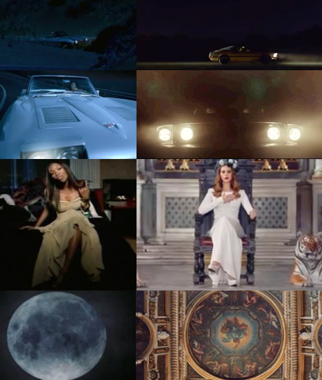 "Lana del Rey's ""Born to Die"" video copies Brandy's ""Full Moon"" video"