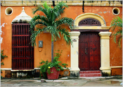 justcallmegrace:  House from Cartagena