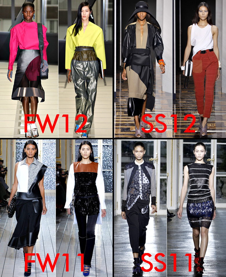 Trends in Casting: Balenciaga See more here. http://bit.ly/xk5z1B