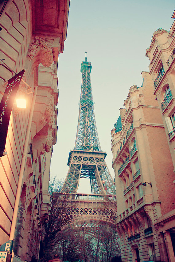Someone take me to paris please x