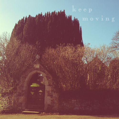 Keep Moving +++ Isle of Wight, UK.