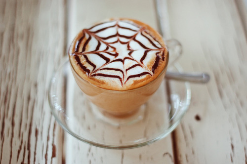 my cup of coffee by aiduke on Flickr.