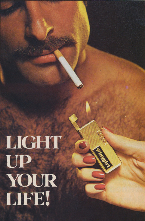 80s-touch:  Playgirl, December 1977
