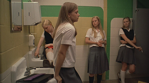 bahliss:  virgin suicides   This movie is really good.