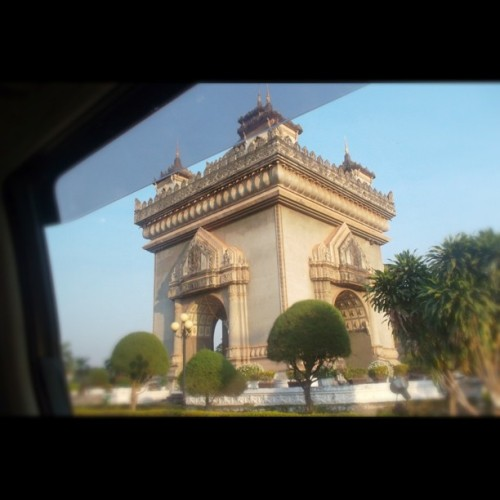 Laos :)  (Taken with instagram)