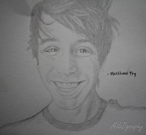 Matthew Fry - The February 2012 winner a.k.a best Smile of A Thousand Smiles Project