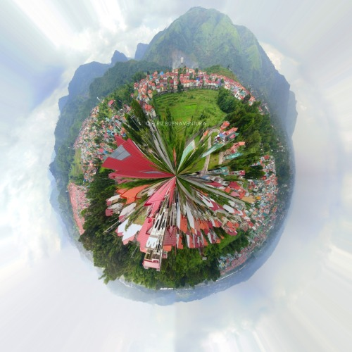 A 360° panoramic view of mi hometown, Montalban. Well, a relatively small portion of the 312.70 km² mountainous town.