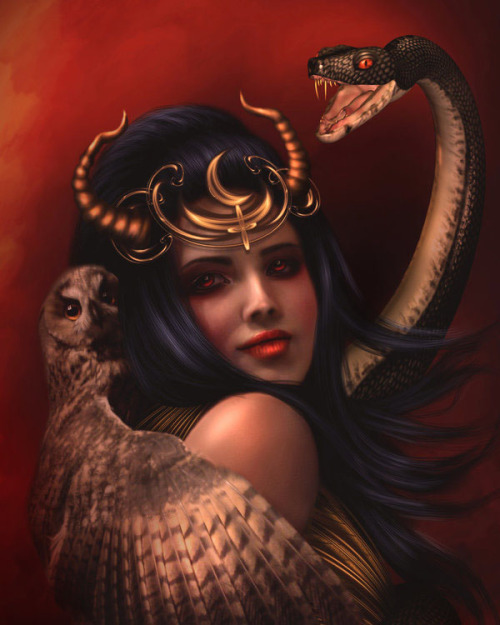 Lilith by Donatella Drago mackamama: