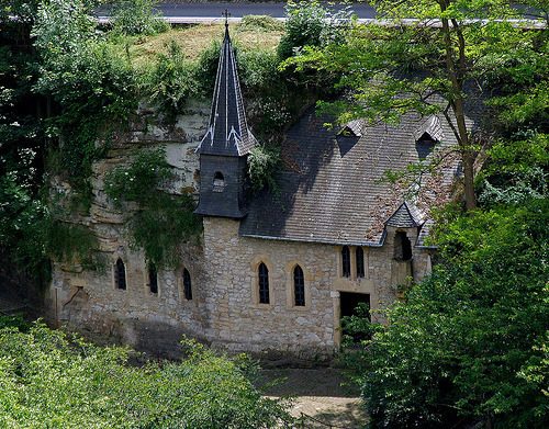 Quirinus Chapel, Luxembourg (by Uncle Buddha)
