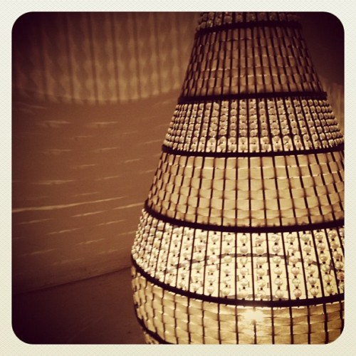 Lamp (Taken with instagram)