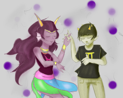 A quick lil matespritshipping picture. This is my OTP. Seriously.