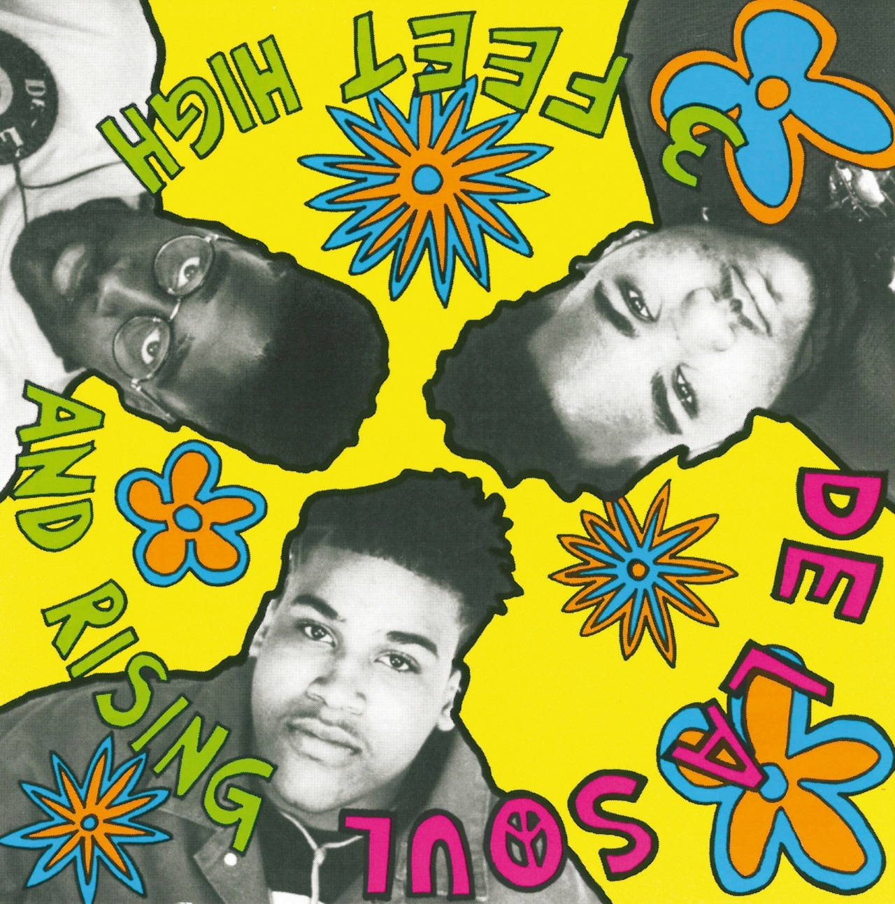 BACK IN THE DAY | 3/3/89 | De La Soul releases their debut album, 3 Feet High and Rising, through Tommy Boy Records