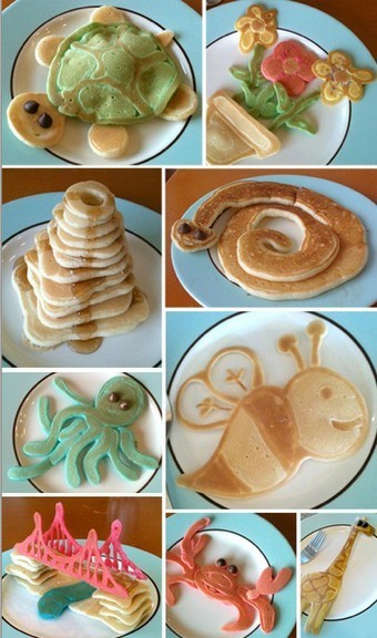 awesome pancake art is awesome