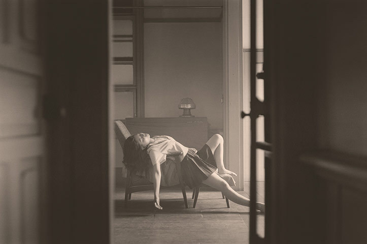 Hisaji Hara-A Study of The Room , 2009