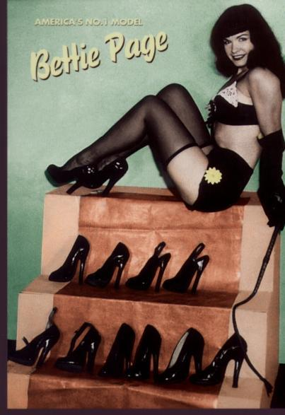retrogasm:  Bettie Saturday