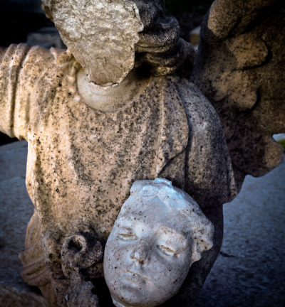 headless statue by Gary Sauer-Thompson on Flickr.West Terrace Cemetery, Adelaide