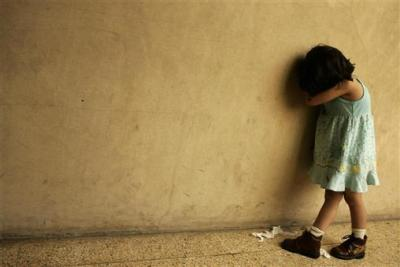 unicef:  CAN YOU SEE ME?  Kawther (age 3) is crying because she wants to go home. Her family hid in a bomb shelter for three days following the 12 July, 2006 outbreak of hostilities with Israel. They are now camping in a school in Beirut, while bombings continue in southern parts of the city and the country. By the 14 August ceasefire, 1,187 Lebanese had been killed and 4,000 injured, and over 1 million were displaced or trying to flee the country. Lebanon ©UNICEF/NYHQ2006/Brooks