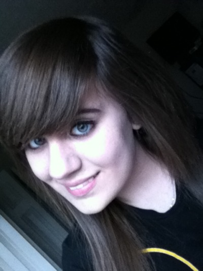 facesofatheists:  I'm Rachel, I'm 12 years old, and I am an atheist :) I'm the only atheist in my family, the rest of my family is southern baptist. I recently came out to my family as an atheist and it didn't go over very well. I'm now forced to go to church every Sunday.  I consider myself to be a pretty nice and caring person. Very accepting of all types of people, religious, non-religious, straight, bi, gay, trans, whatever you are :) In my spare time, I love to read and write poetry. I'm really interested in the area of psychology. I am godless, and I am a good person. :)  Hi Rachel! Thanks for sending in a submission to the blog. I'm sorry to hear that your family isn't supportive as you'd like them to be. Hopefully they'll learn to see that your lack of belief doesn't make you any less of a person. Best of luck!  0____0 she doesn't look 12 though. Hahahahaha