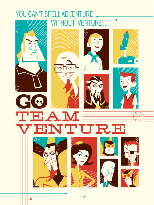 solitaireloup:  You can't spell adventure without Venture.