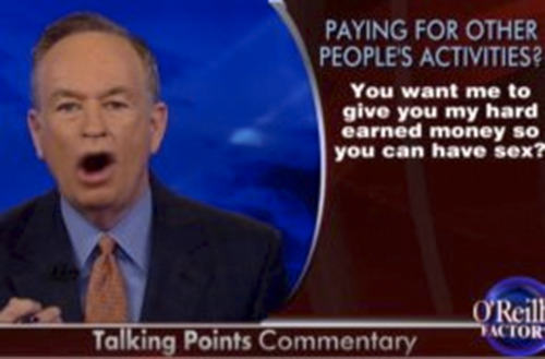 topherchris:  Bill O'Reilly gets paid $20,000,000 a year to troll the entire world.