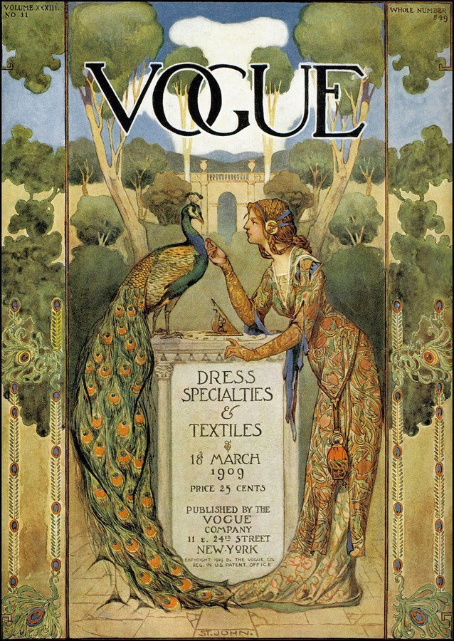 the-randy-dandy:  Vogue 1909.