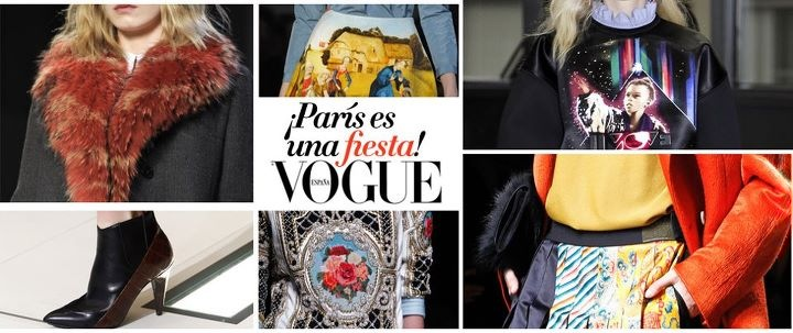 PARIS by Vogue