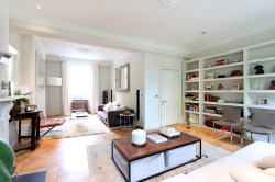 "London Family Home  02/27/12 Price: $6,300,000 Location: London, United Kingdom This fully refurbished six-bedroom house with a self-contained secondary suite overlooks Kensington Gardens.— Nick Clayton ""The most important and treasured aspect of the house is the light. It faces due south and there is such a warm and relaxed feeling that permeates it,"" said Ms. Clowes. ""It is an oasis in the middle of the city. Once you are inside, it is so quiet."" Photo: Douglas & Gordon"