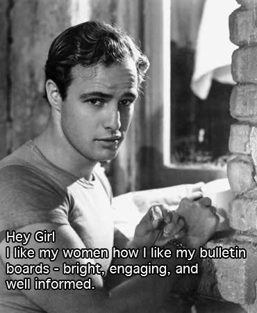 MMMM young Marlon Brando.   heygirlteacher:  Submission: Stephanie