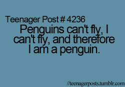 Heck yes, I've always wanted to be a penguin <3