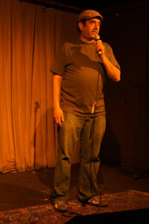Mike Spiegelman @ Club Chuckles