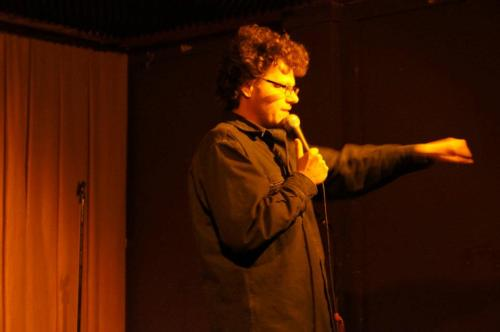 Rob Cantrell @ Club Chuckles