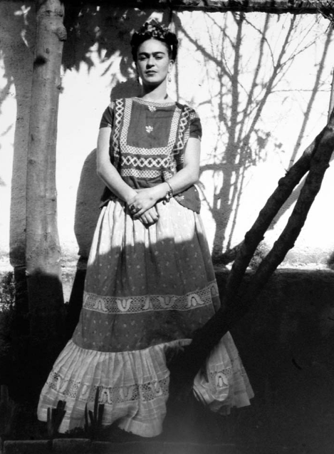 Frida Kahlo: Shadows