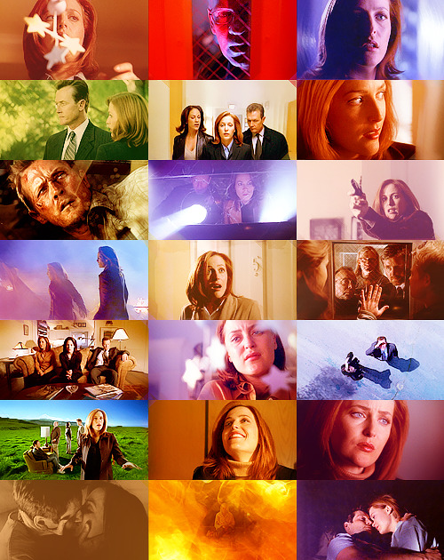 The X-Files; Season 9
