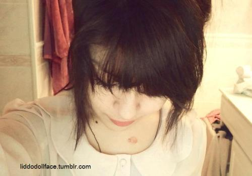 liddodollface:  New Blouse<3