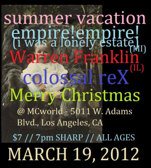 Empire Empire in L.A yessss