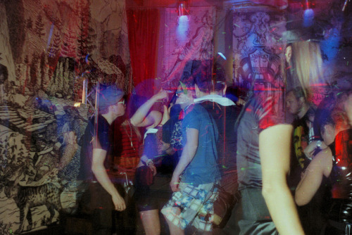 Disco on Flickr. Good times at Hupellus 2012 in Zakopane, Poland. Shot with Smena 8M made in the USSR.