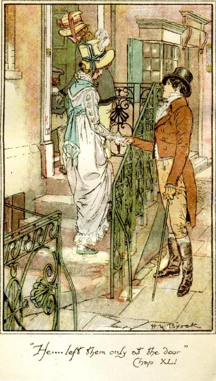 dyingofcute:  Jane Austen and the man she loved