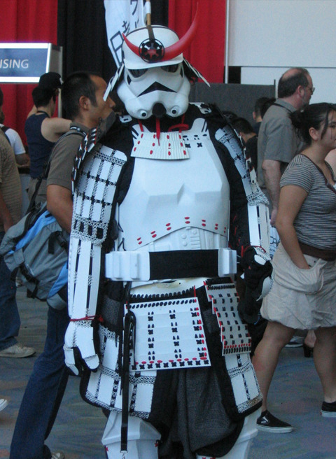 Samurai Storm Trooper