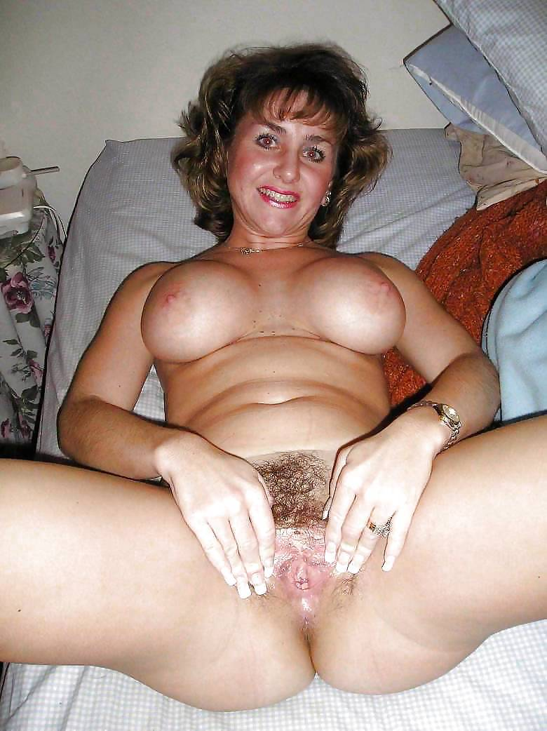 image Mom spreads her ass hole wide open for his big cock monster