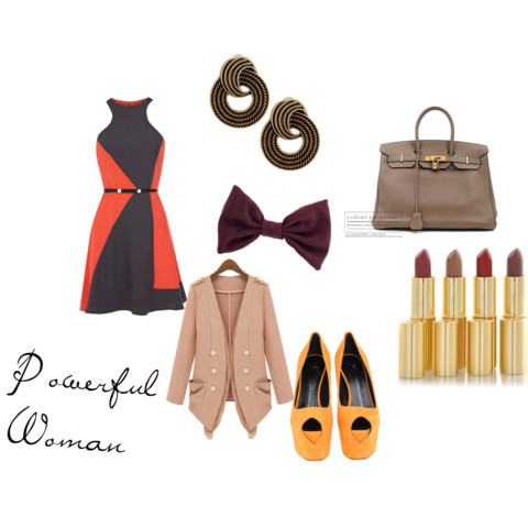 Powerful Woman by stylelikeabitch featuring a trench coat