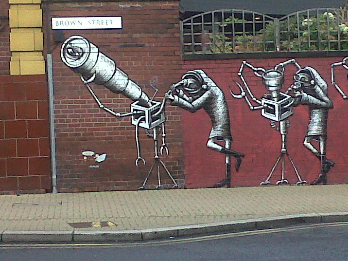 Sheffield street art