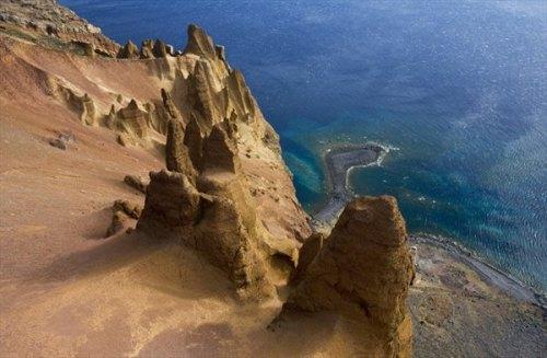"""""""Desertas Islands, Deserta Grande, Madeira, Portugal"""""""