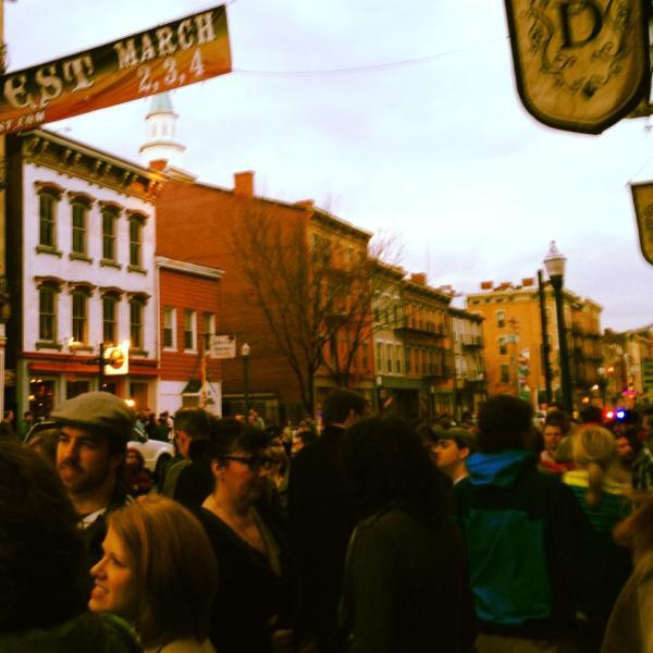 The 2012 Bockfest Parade in Photos via the OTR blog:  Bockfest kicked off yesterday with as much fanfare as ever…