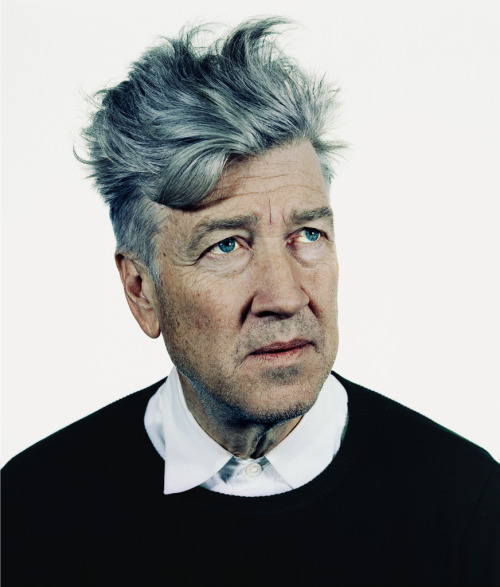 David Lynch, photographed by Nadav Kander for the NY Times Magazine.