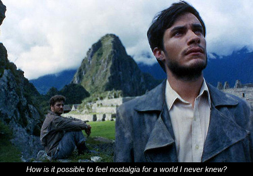 best-movie-quotes:  The Motorcycle Diaries (2004)
