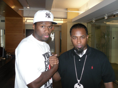 you4eya:  50 Cent & Tech N9ne