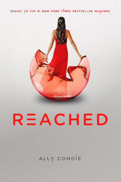 COVER WATCH: Reached by Ally Condie Check out the cover for Ally Condie's third book in the Matched series. And the official title: Reached. I love the motif used on these covers. The color scheme too is great, though this is certainly not the first series to use blue, green, and red (see Wolves of Mercy Falls by Maggie Stiefvater). For a dystopia series the simple imagery is great, and the idea of the sphere, first trapping, then breaking open, the shattered all together really strikes home with the series. Way to go design team!