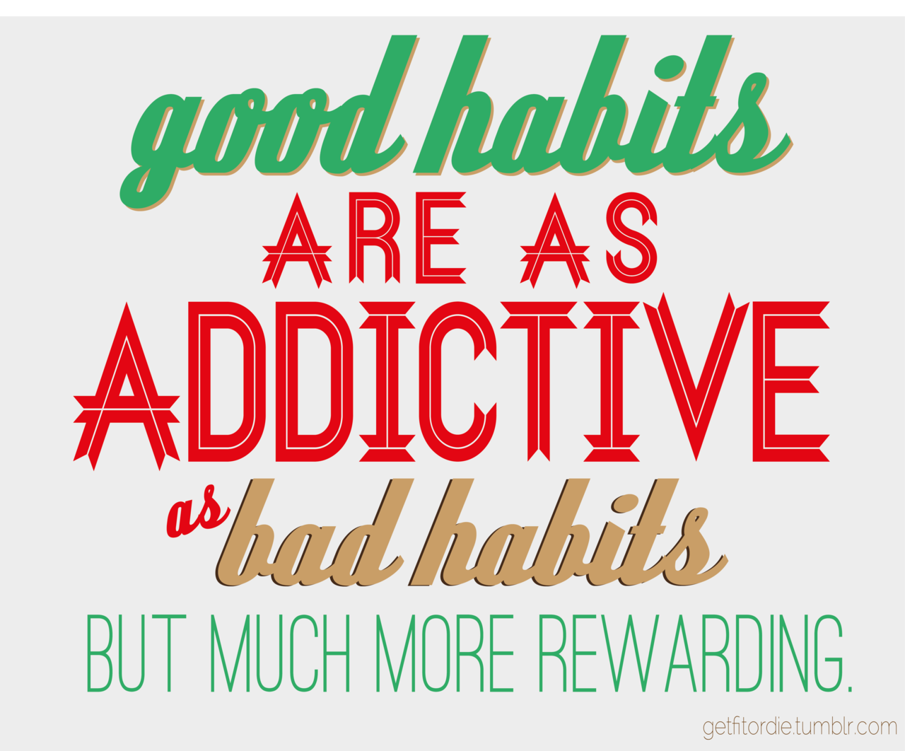 "With a small amount of initial discipline, you can create a new habit that requires little effort to maintain. Here are some tips for creating new habits and making them stick: 1. Commit to Thirty Days – Three to four weeks is all the time you need to make a habit automatic. If you can make it through the initial conditioning phase, it becomes much easier to sustain. A month is a good block of time to commit to a change since it easily fits in your calendar. 2. Make it Daily – Consistency is critical if you want to make a habit stick. If you want to start exercising, go to the gym every day for your first thirty days. Going a couple times a week will make it harder to form the habit. Activities you do once every few days are trickier to lock in as habits. 3. Start Simple – Don't try to completely change your life in one day. It is easy to get over-motivated and take on too much. If you wanted to study two hours a day, first make the habit to go for thirty minutes and build on that. 4. Remind Yourself – Around two weeks into your commitment it can be easy to forget. Place reminders to execute your habit each day or you might miss a few days. If you miss time it defeats the purpose of setting a habit to begin with. 5. Stay Consistent – The more consistent your habit the easier it will be to stick. If you want to start exercising, try going at the same time, to the same place for your thirty days. When cues like time of day, place and circumstances are the same in each case it is easier to stick. 6. Get a Buddy – Find someone who will go along with you and keep you motivated if you feel like quitting. 7. Form a Trigger – A trigger is a ritual you use right before executing your habit. If you wanted to wake up earlier, this could mean waking up in exactly the same way each morning. If you wanted to quit smoking you could practice snapping your fingers each time you felt the urge to pick up a cigarette. 8. Replace Lost Needs - If you are giving up something in your habit, make sure you are adequately replacing any needs you've lost. If watching television gave you a way to relax, you could take up meditation or reading as a way to replace that same need. 9. Be Imperfect – Don't expect all your attempts to change habits to be successful immediately. It took me four independent tries before I started exercising regularly. Now I love it. Try your best, but expect a few bumps along the way. 10. Use ""But"" – A prominent habit changing therapist once told me this great technique for changing bad thought patterns. When you start to think negative thoughts, use the word ""but"" to interrupt it. ""I'm no good at this, but, if I work at it I might get better later."" 11. Remove Temptation - Restructure your environment so it won't tempt you in the first thirty days. Remove junk food from your house, cancel your cable subscription, throw out the cigarettes so you won't need to struggle with willpower later. 12. Associate With Role Models - Spend more time with people who model the habits you want to mirror. A recent study found that having an obese friend indicated you were more likely to become fat. You become what you spend time around. 13. Run it as an Experiment - Withhold judgment until after a month has past and use it as an experiment in behavior. Experiments can't fail, they just have different results so it will give you a different perspective on changing your habit. 14. Swish - A technique from NLP. Visualize yourself performing the bad habit. Next visualize yourself pushing aside the bad habit and performing an alternative. Finally, end that sequence with an image of yourself in a highly positive state. See yourself picking up the cigarette, see yourself putting it down and snapping your fingers, finally visualize yourself running and breathing free. Do it a few times until you automatically go through the pattern before executing the old habit. 15. Write it Down – A piece of paper with a resolution on it isn't that important. Writing that resolution is. Writing makes your ideas more clear and focuses you on your end result. 16. Know the Benefits - Familiarize yourself with the benefits of making a change. Get books that show the benefits of regular exercise. Notice any changes in energy levels after you take on a new diet. 17. Know the Pain – You should also be aware of the consequences. Exposing yourself to realistic information about the downsides of not making a change will give you added motivation. 18. Do it For Yourself - Don't worry about all the things you ""should"" have as habits. Instead tool your habits towards your goals and the things that motivate you. Weak guilt and empty resolutions aren't enough."