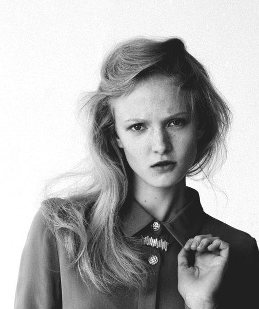 Newcomer Maja Salamon @ Next